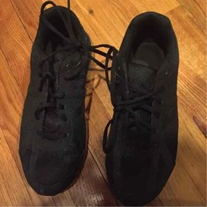 Black Safe T Step sneakers